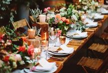 On The Table / Captivating table settings & dinnerware to inspire your very own stunning tablescape.