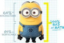Despicable Me and Minion Lover / Maximum Cuteness!