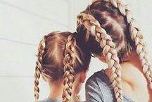 KIDS HAIR / Hair cuts and hair do's for kids.