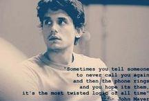 John Mayer says