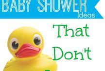 Shower Ideas / Jazzy's Baby Shower