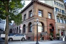 Mayberry Fine Art Winnipeg / Located at 212 McDermot in the Heart of the Historic Exchange District