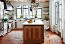Kitchen / Style and design ideas for the kitchen. #style #kitchen