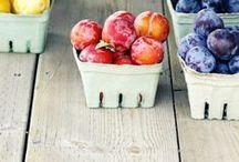Market / Farmers market merchandizing and branding ideas and photo inspiration.
