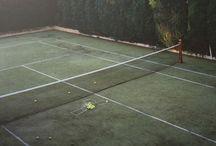 Tennis makes me happy / by Brandon Christensen