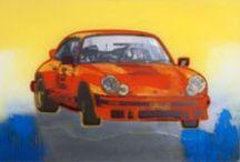 RAND HEIDINGER: Project Porsche / 2014 Exhibition Series in Cooperation with Porsche Winnipeg at 660 Pembina Hwy