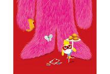 Illustration - mOnStErS & sTrAnGe CrEaTuReS / by Laurie Keller