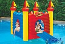 Swimming Pool Toys & Floats / Poolsandstuff.com has a great selection of fun and affordable swimming pool toys and floats. With free shipping, it's easy to make summer a blast.