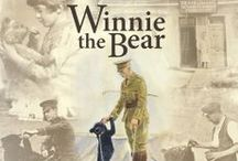 Winnie the Bear - The Book / The True Story Behind A. A. Milne's Famous Bear.