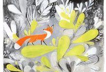 Illustration - Isabelle Arsenault / one of my favorite illustrators! / by Laurie Keller