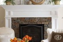 LAREIRAS / FIREPLACES / by Alessandra Basso
