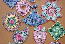crochet / by Alenka Bunny
