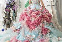 платья и пр.красивости