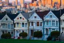 San Francisco / Famed as the birthplace of the Hippie movement in the 1960s, San Francisco has channelled all that free love into an all-embracing city that's just as much about culture as it is about counter culture.