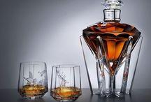 whisky / cognac / ron