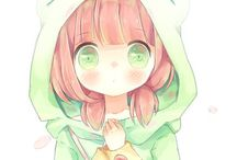 love pics ♡ / Anime art (*≧ω≦*) / just pictures that i like