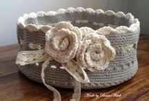 Crochet Creations / Crochet patterns, projects and inspiration