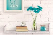 #Shelfies / Featuring our favorite Renuzit scents, these shelf inspirations will take your decor from drab to fab. DIY and decorate with statement accessories, pops of color and wall textures for a home that is uniquely you.