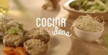 Cocina de Ideas - ATMA / Videos de recetas simples, creativas y prácticas.