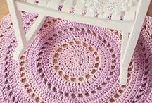 crochert rugs