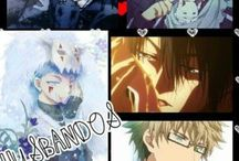 Husbandos & Waifus / My husbandos & waifus ♡♥ <3