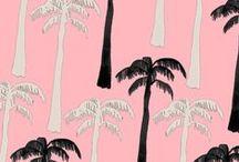 Palm trees / #Inspiration #art #photo #palmier #holidays
