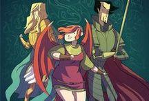 Best Graphic Novels / Award-winning comics and graphic novels