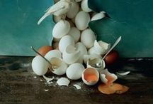 Food Art / Magical images that step into the realm of food art. Play with your food in style!