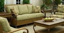 Braxton Culler Indoor Wicker Furniture