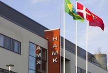 HAMK Campuses / HAMK has campuses in seven locations in southern Finland: Hämeenlinna, Riihimäki, Forssa, Valkeakoski, Evo, Lepaa and Mustiala.