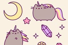 Pusheen / Yay pusheen cat