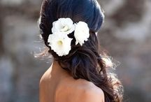 Bridal Hair / #Wedding/#bridal hair inspiration! #weddingplanning