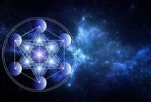 Sacred geometry / The blueprints and mechanics for the workings of our reality.