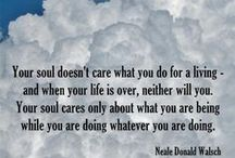 ~Neale Donald Walsch / Author of Conversations With God series. The nine books in the complete series are Conversations With God (books 1–3), Friendship with God, Communion with God, The New Revelations, Conversations with God for Teens, Tomorrow's God, and Home with God: In a Life That Never Ends. He is also an actor, screenwriter, and speaker.