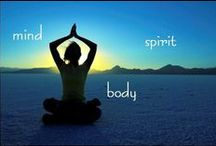 Mind-Body / What the mind holds is expressed in the body. The condition of the body is a physical manifestation of the mind. www.myownminister.com