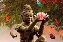 """~Buddha / Buddha means """"awakened one"""" or """"the enlightened one."""" """"Buddha"""" is also used as a title for the first awakened being in an era. In most Buddhist traditions, Siddhartha Gautama is regarded as the Supreme Buddha of our age. www.myownminister.com"""