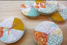 Small Quilty things / Fun little quilted items.