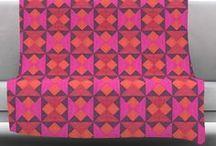Creative Inspiration / Color, texture and textile design inspiration