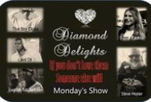 #LJDN 6-09-14 Show Lina Jones DiamondNetwork / This board show pictures of my guest and links to the show for the above date and the musicians music I played during the show. Lina's guest and musicians receive FREE exposure allowing them a chance to talk about their business, product, skills or service and advise others looking to do the same. To be a guest send an email to: guest@linajonesdiamondnetwork.com or to have your music exposed live send an email to: diamond.safehouse@gmail.com