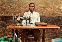 Working people around the world