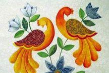 Quilts-Birds / by Debra Ramsey