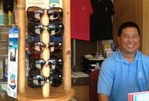 Our Retail Ohana! (family) / Find Hawaiian Lenses at these really great locations in Hawaii