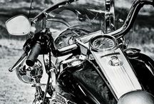 We ride to live! / Motorcycle & MC Style