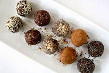 Ball Board / Healthy and fun recipes of energy balls, bliss balls, truffles and other eats in ball-form!