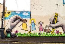 Bristol Street Art / Cool Bristol Street Art - Banksy and beyond...