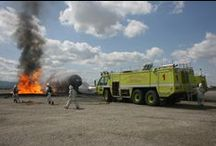 ARFF training / Aircraft Rescue & Fire Fighting Training