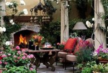 Backyard & garden ideas / Backyard & garden Ideas