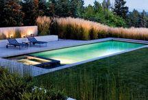 Tuinen met een zwembad / Gardens with a pool | Garden Job