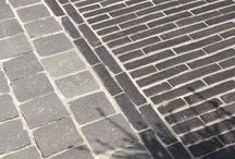 Tuin bestrating / Garden paving | Garden Job / Ideas and inspiration about nice paving for in a garden.