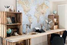 artisanal / des objets fait maison, des DIY